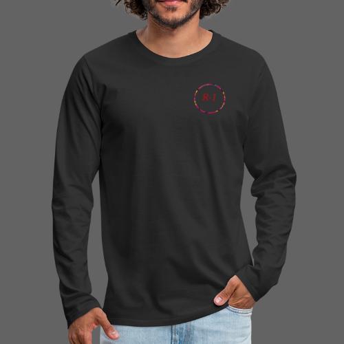 Corona (Summer Theme) - Men's Premium Long Sleeve T-Shirt