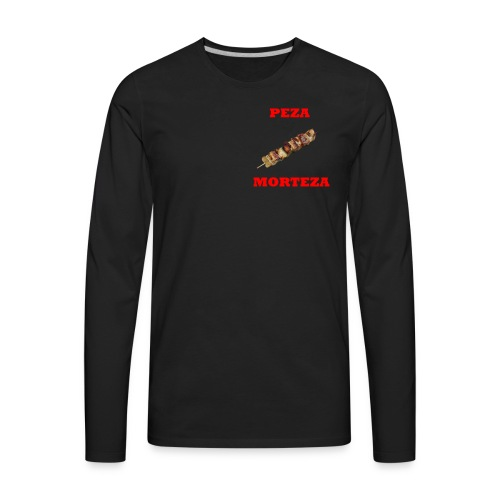 Peza Morteza - Men's Premium Long Sleeve T-Shirt