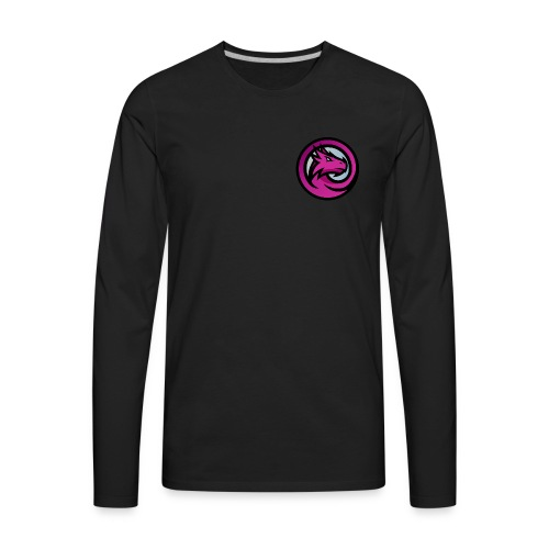 Bevos Apparel for Breast Cancer Support - Men's Premium Long Sleeve T-Shirt