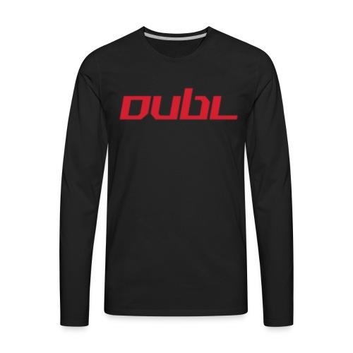 DubL - Men's Premium Long Sleeve T-Shirt
