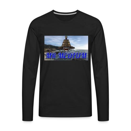 Nobushi Main - Men's Premium Long Sleeve T-Shirt