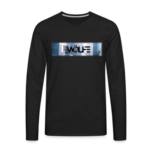 City Scapes - Men's Premium Long Sleeve T-Shirt