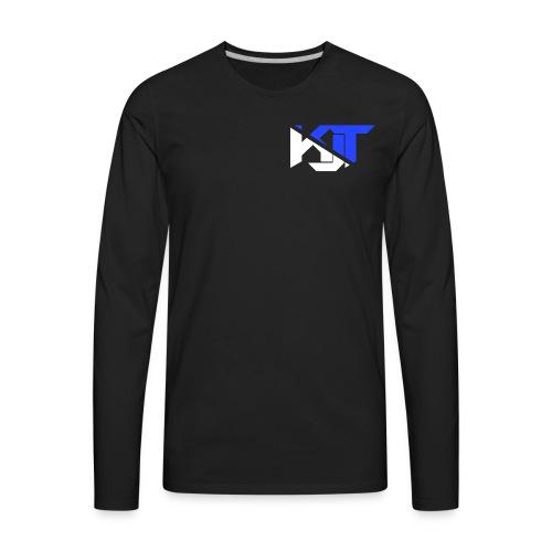 KiingJayyyTv - Men's Premium Long Sleeve T-Shirt