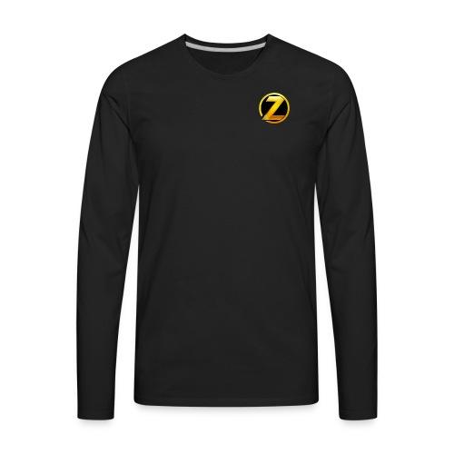 Zeo Merch - Men's Premium Long Sleeve T-Shirt