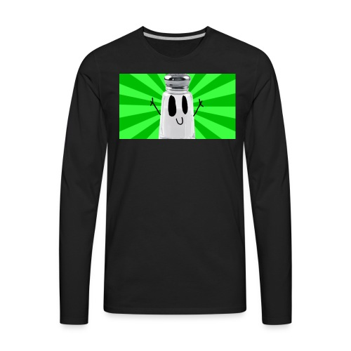SaltShaker Productions 2018 limited edition merch - Men's Premium Long Sleeve T-Shirt