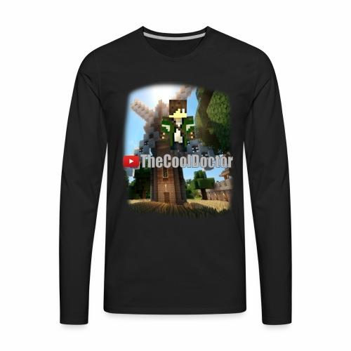 Main Apparel and accessories - Men's Premium Long Sleeve T-Shirt