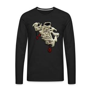 The Modern Man - Men's Premium Long Sleeve T-Shirt