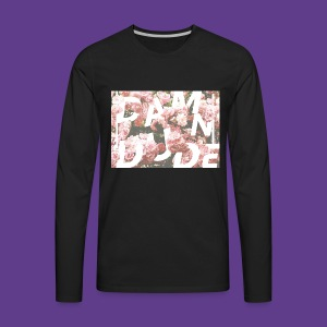 Damn Dude First edition - Men's Premium Long Sleeve T-Shirt