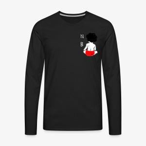 6E7D9D5A B707 4FF6 A049 785D9C38E7FC - Men's Premium Long Sleeve T-Shirt
