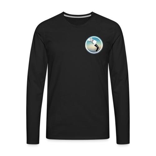 Cameron's day design - Men's Premium Long Sleeve T-Shirt
