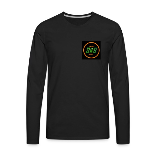 Savage Season - Men's Premium Long Sleeve T-Shirt