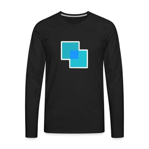 Twopixel - Men's Premium Long Sleeve T-Shirt