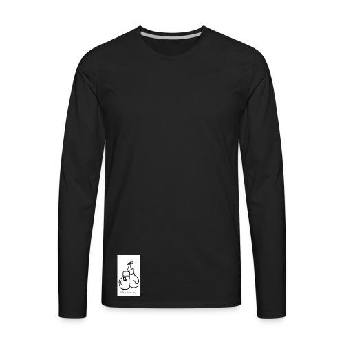 Hots merch Here - Men's Premium Long Sleeve T-Shirt