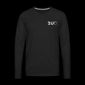 2UO Line - Men's Premium Long Sleeve T-Shirt