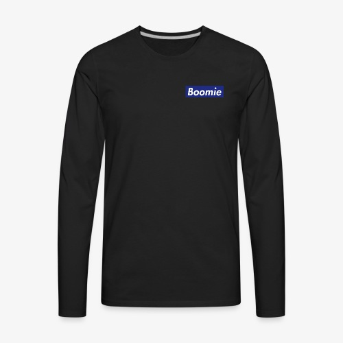 Boomie Supreme - Men's Premium Long Sleeve T-Shirt