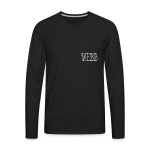 WEBBXRULES - Men's Premium Long Sleeve T-Shirt
