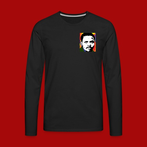 for Steven Biko - Men's Premium Long Sleeve T-Shirt