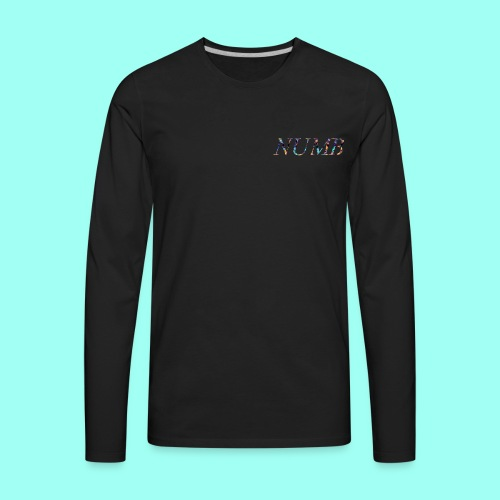 NUMB ORIGINAL - Men's Premium Long Sleeve T-Shirt