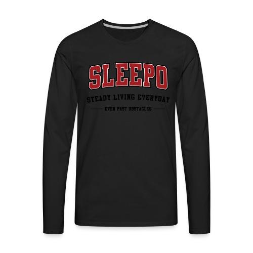SLEEPO - Men's Premium Long Sleeve T-Shirt