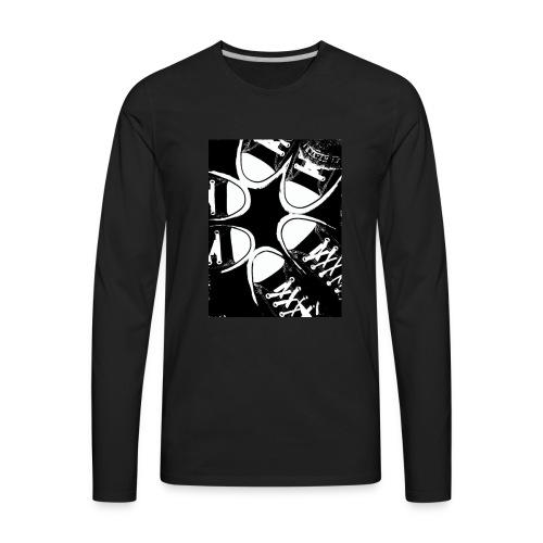 Friends with same taste - Men's Premium Long Sleeve T-Shirt