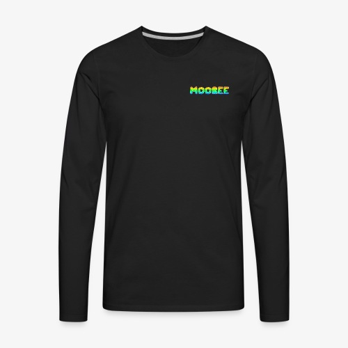 rainbowMoosee - Men's Premium Long Sleeve T-Shirt