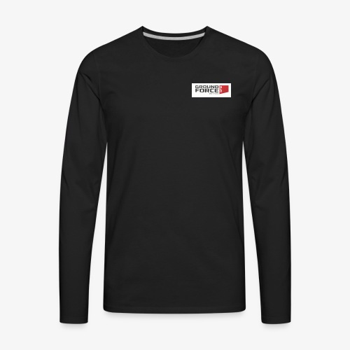 GFM Logo - Men's Premium Long Sleeve T-Shirt