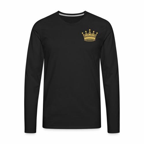 Kings roll - Men's Premium Long Sleeve T-Shirt