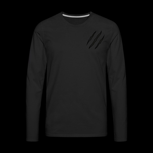 E2THREE - Men's Premium Long Sleeve T-Shirt