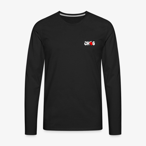 CHUG! - Men's Premium Long Sleeve T-Shirt