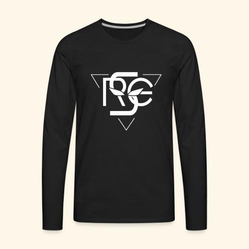 RGS Logo - Men's Premium Long Sleeve T-Shirt