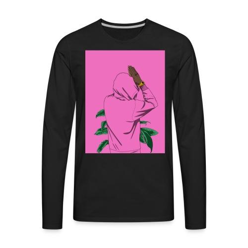 Praise the Trap - Men's Premium Long Sleeve T-Shirt