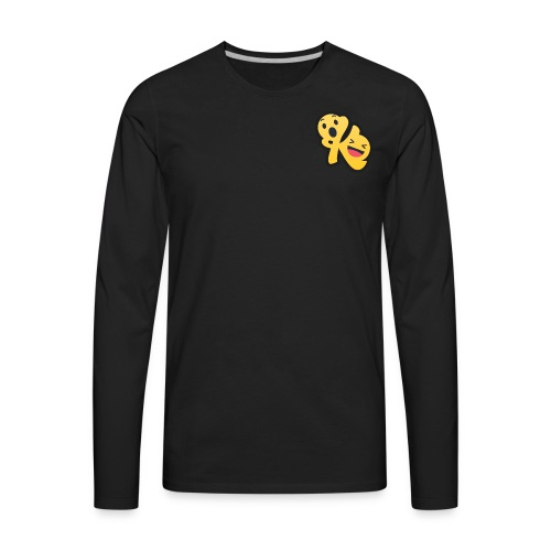 Komedy Logo Mini - Men's Premium Long Sleeve T-Shirt