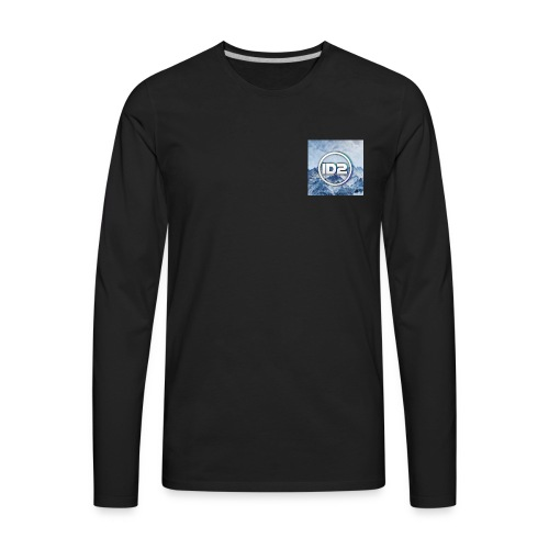 In dimension - Men's Premium Long Sleeve T-Shirt