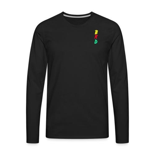 BRD Original Colorful - Men's Premium Long Sleeve T-Shirt