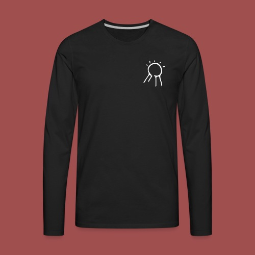 Crier Mark - Men's Premium Long Sleeve T-Shirt