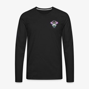 Chaotics Ink Logo - Men's Premium Long Sleeve T-Shirt