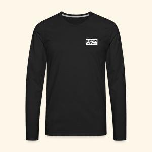 straydog clothing - Men's Premium Long Sleeve T-Shirt
