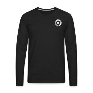 Matter Logo - Men's Premium Long Sleeve T-Shirt