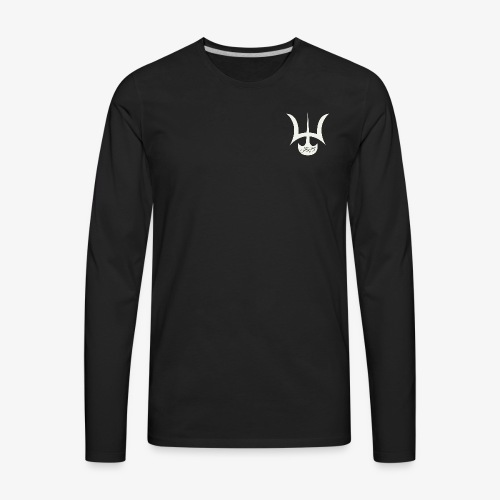 JR5 Tri-White - Men's Premium Long Sleeve T-Shirt