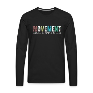 Movement Scientists - Men's Premium Long Sleeve T-Shirt