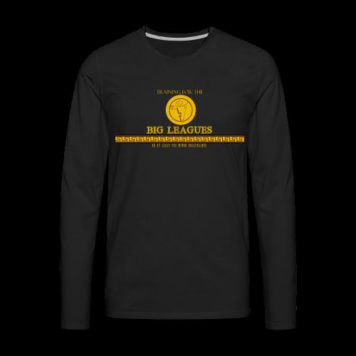 Hercules training - Men's Premium Long Sleeve T-Shirt