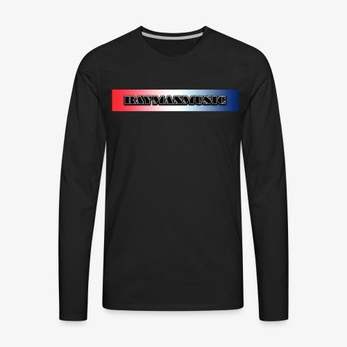 Rayman Exclusive Banner - Men's Premium Long Sleeve T-Shirt