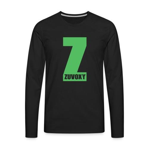 Classic Z - Men's Premium Long Sleeve T-Shirt