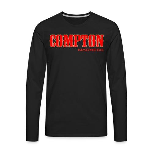 RU STA FRONT - Men's Premium Long Sleeve T-Shirt