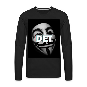 DET Companies Clothing - Men's Premium Long Sleeve T-Shirt
