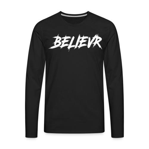 BelievR1 - Men's Premium Long Sleeve T-Shirt