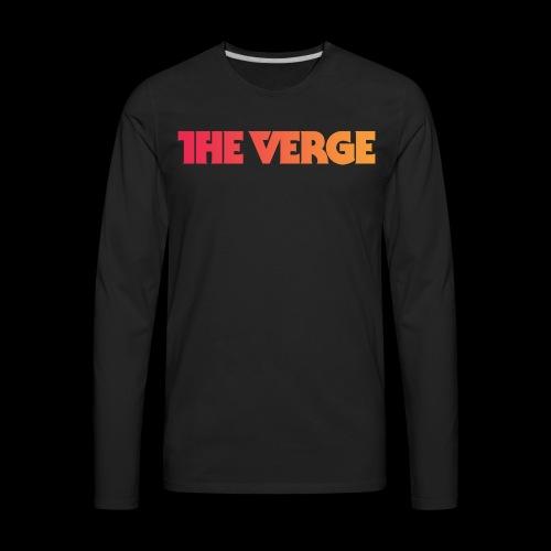 The Vrg - Men's Premium Long Sleeve T-Shirt