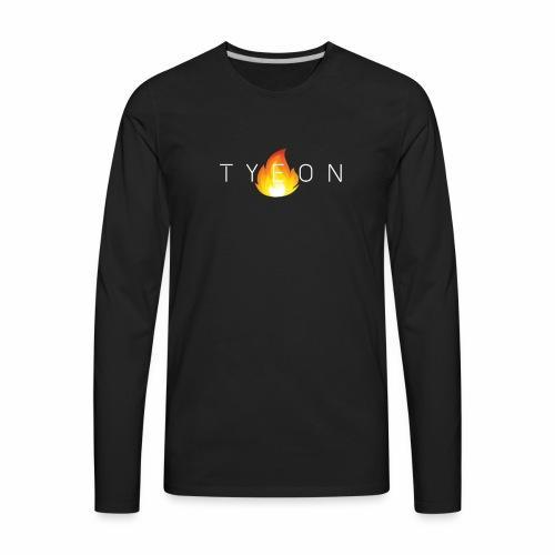 TYEON - Clothing - Men's Premium Long Sleeve T-Shirt