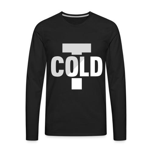 TeamCold Official Merch - Men's Premium Long Sleeve T-Shirt