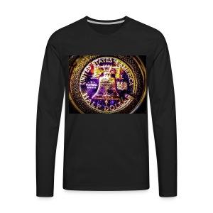 Lucchese Mint Mob - Men's Premium Long Sleeve T-Shirt